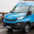 WMS Zerspanungstechnik - Unser neuer Iveco Daily